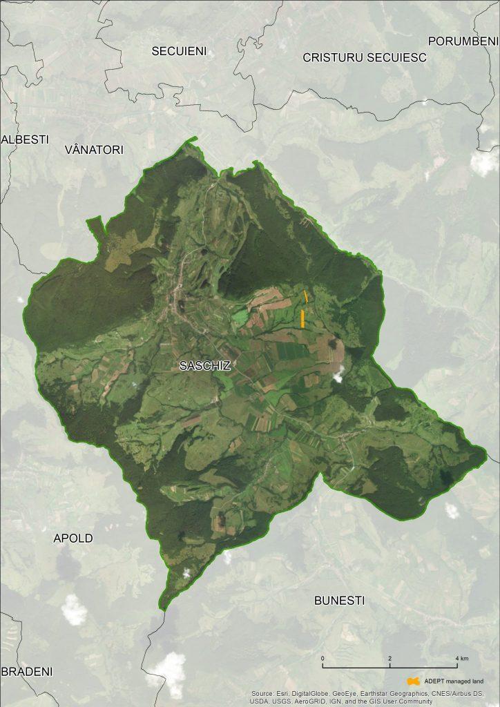 Saschiz Fundatia Adept