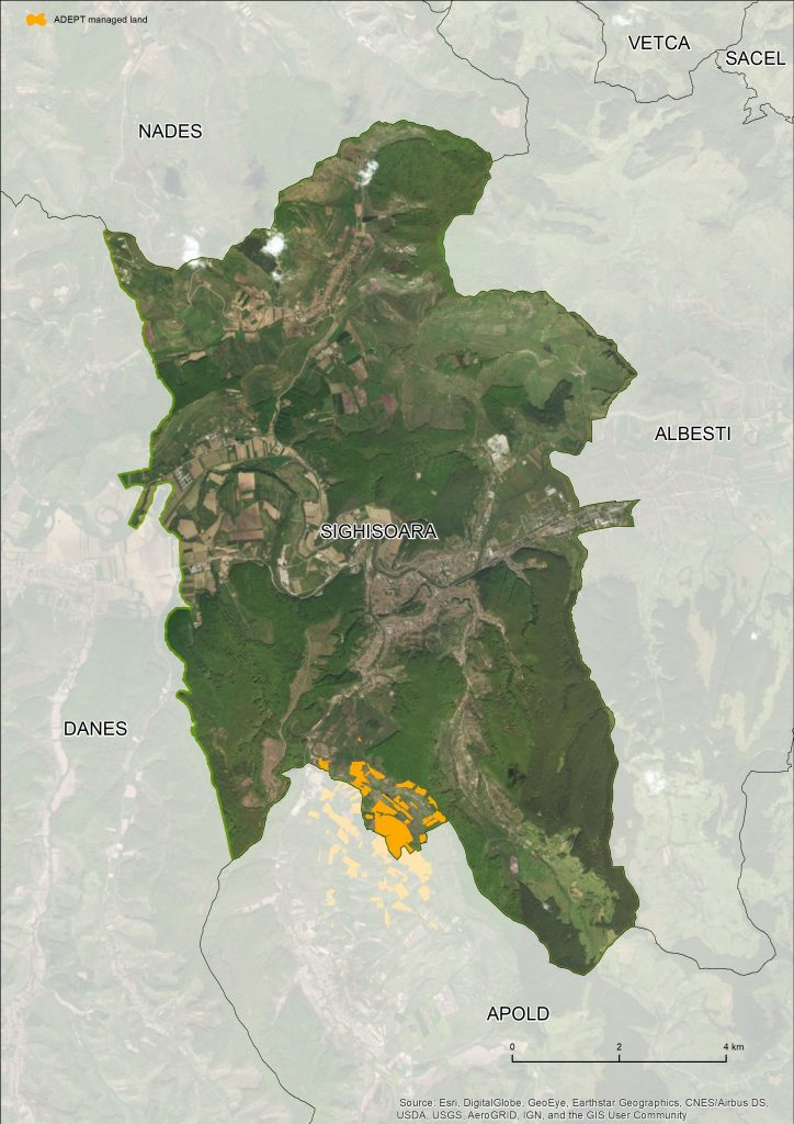 Harta 3 Fundatia Adept